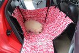 Universal Back Single-seated Dog Car Seat Cover - Northwest Outfitters Trading Co.