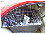 Universal Back Single-seated Dog Car Seat Cover