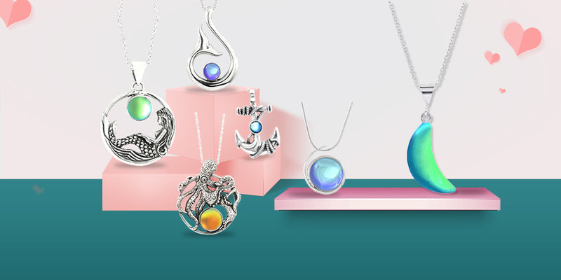 This Summer's Must Have Sterling Silver Pendants