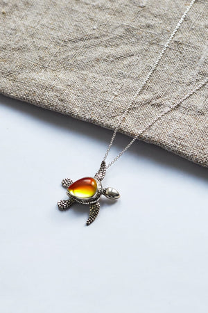 Sea Turtle SW Pendant