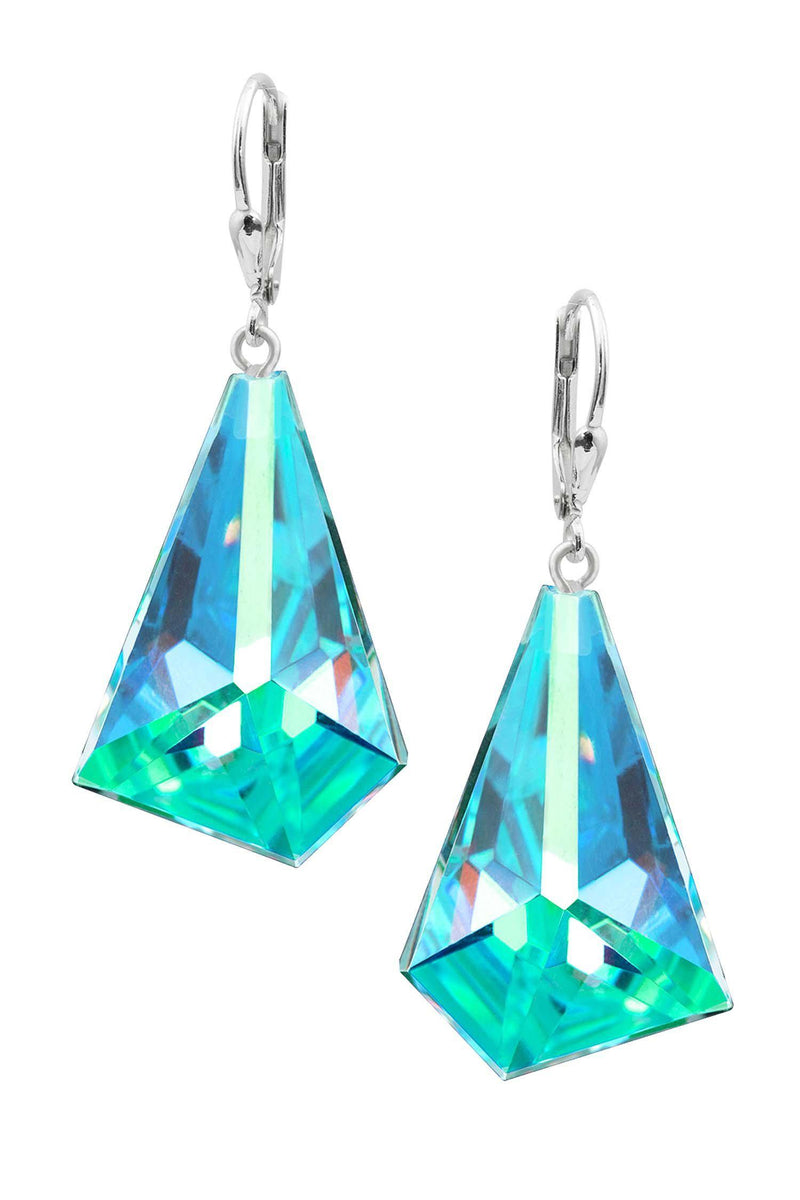 Glacier Earrings - by Leightworks