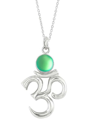 Om Pendant - by Leightworks