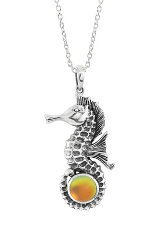 Sea Horse Pendant - by Leightworks