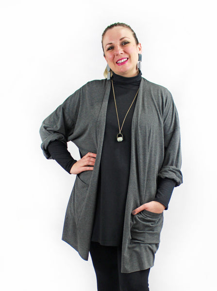 Kelly Boxy Cardigan