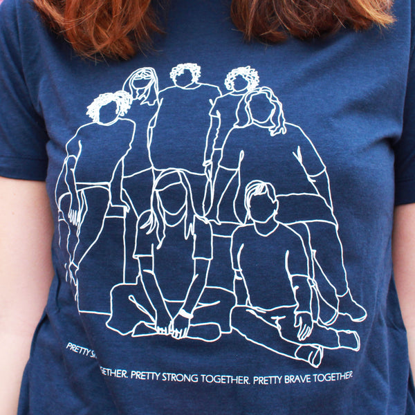 Pretty Project T-Shirt - Together