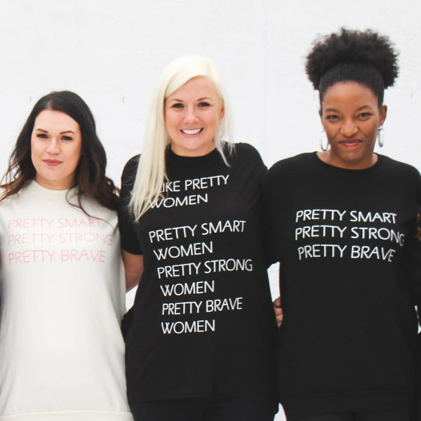 Pretty Project Sweatshirt - I Like Pretty Women