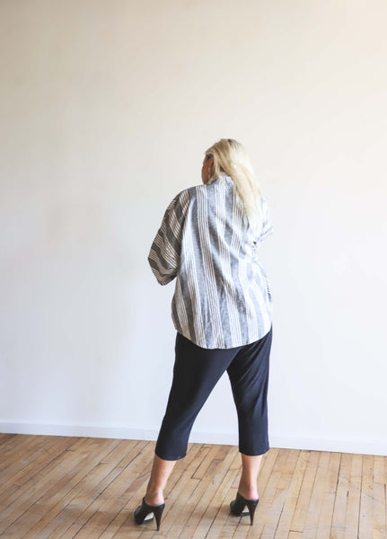 Emily Short Linen/Cotton Cardi