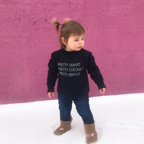 Pretty Project Sweatshirt -Original *Child/Youth