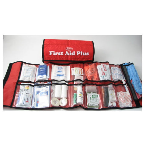 first aid kit, mayday, survival first aid