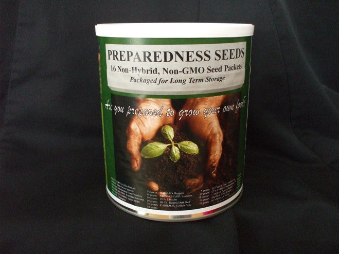 seeds, preparedness seeds, disaster seeds, emergency seeds