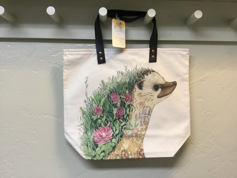 Misc Bag (b) Hedgehog