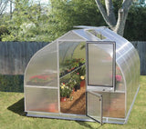 insulated greenhouse, exaco, riga, greenhouse