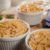 cheesy macaroni, survival food, wise foods, emergency food