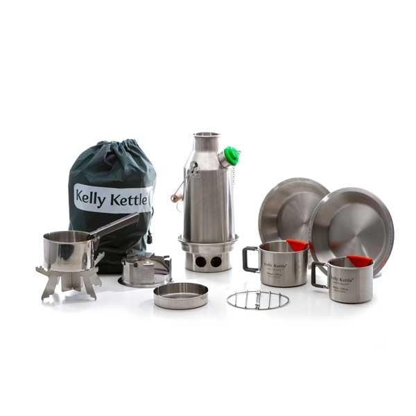 kelley kettle trekker ultimate kit