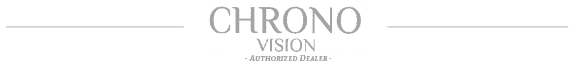 Chronovision watch winder logo