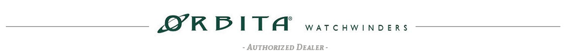 Orbita Watch Winders Authorized Dealer