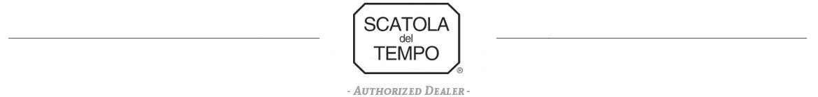 Scatola del Tempo Watch Winder Logos
