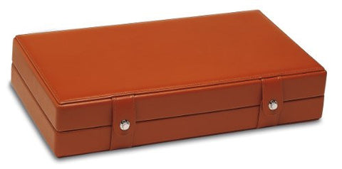 Underwood UN\233 10 Watch Collectors Case for Large Watches In Leather