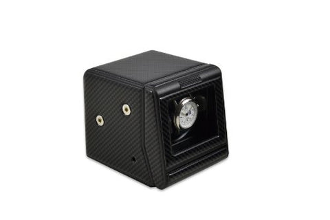 Scatola del Tempo 1 RT Modular Carbon Look Single Watch Winder