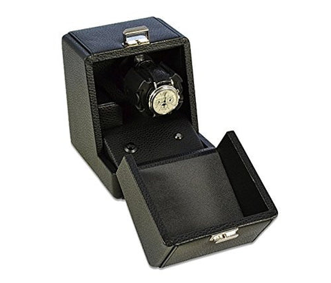 Scatola del Tempo 1RT OS Single Rotor Leather Watch Winder