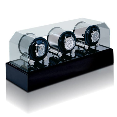 Orbita Futura 3-Unit Watch Winder