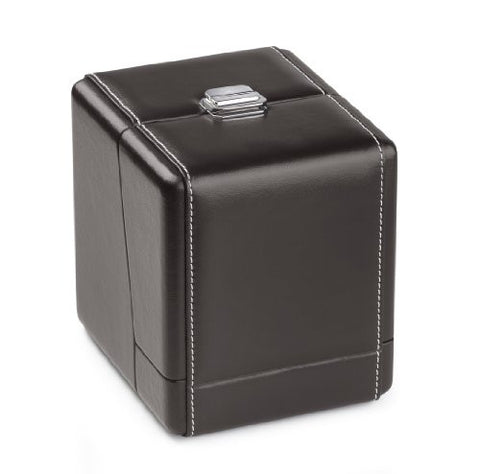 Scatola del Tempo 1RT OS XXL Leather Single Programmable Watch Winder for Oversize Watches