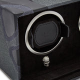 Wolf - Memento Mori Triple Watch Winder | 493602