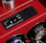 Buben & Zorweg Phantom 4 Hi-Fidelity Time Mover in Macassar Red
