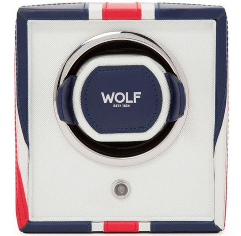 Wolf - Navigator Cub Single Watch Winder | 462404