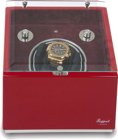 Rapport Astro Watch Winder in Red W151