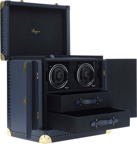 Rapport | Cambridge Watch Winder Trunk - TR05