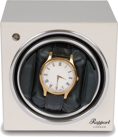 Rapport Evolution Watch Winder in White
