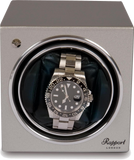 Rapport Evolution Watch Winder in Silver