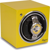 Rapport Evolution Watch Winder in Yellow
