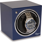 Rapport Evolution Watch Winder in Blue