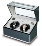 Rapport F3 Optima F3 Watch Winder in Carbon/Aluminium W252