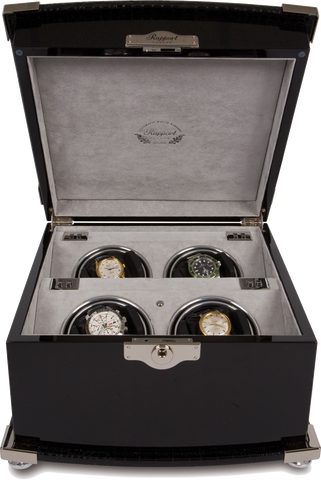 Rapport Serpentine Optima Quad Watch Winder W224