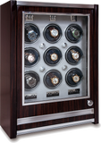 Rapport Paramount Watch Winder in Macassar W409