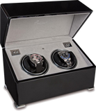 Rapport Perpetua 2 Watch Winder in Ebony W122