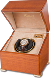 Rapport Perpetua 2 Watch Winder in Satin Walnut W111