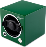Rapport Evolution Cube Watch Winder Single in Green EVO24