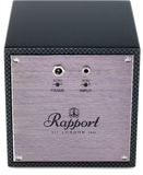 Rapport Evolution Cube Watch Winder Single in Carbon EVO30