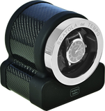Scatola del Tempo RT1 HDG Single-Unit Watch Winder In Carbon