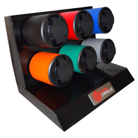 Swiss Capsule - Six-Unit Watch Winder | SC6-PC1-6