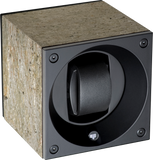 Swiss Kubik SK01.GS001 Single Watch Winder in Light Granite Stone