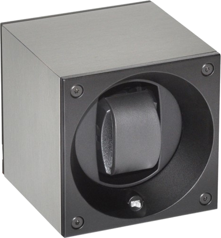 Swiss Kubik SK01.TI001 Single Watch Winder in Brushed Titanium
