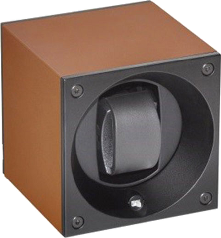 Swiss Kubik SK01.AE015 Single Watch Winder in Taupe Anodized Aluminum
