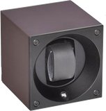 Swiss Kubik SK01.AE016 Single Watch Winder in Anthracite Anodized Aluminum