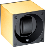 Swiss Kubik SK01.AE006 Single Watch Winder in Gold Anodized Aluminum