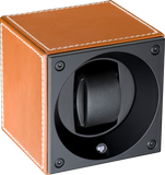 Swiss Kubik SK01.CV002 Single Watch Winder in Natural Leather